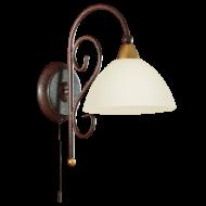Nástěnná lampa MEDICI