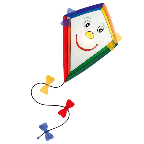 Dětské svítidlo do dětského pokoje JEFF