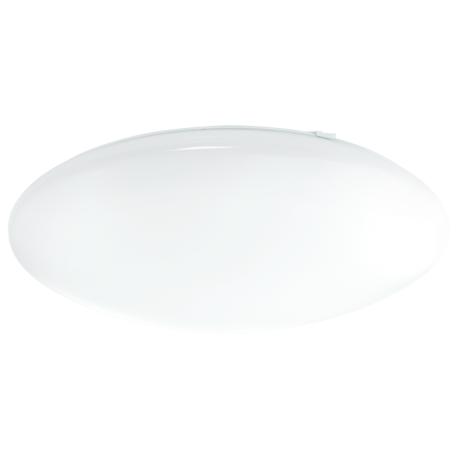 Svítidlo stropní kruh mléčné stínidlo GIRON