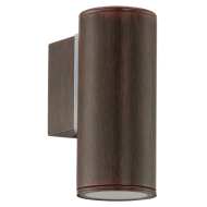 LED venkovní osvětlení hnědá RIGA 94104