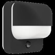LED venkovní osvětlení pohybové čidlo TRABADA 94853