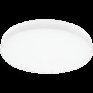 Kruhové stropní LED osvětlení bílé SORTINO-S 95697