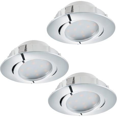 Vestavná bodovka kruhová LED PINEDA 95852