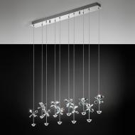 LED závěsné svítidlo PIANOPOLI 93663