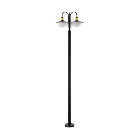 Venkovní stojací lampa se třemi stínítky SIRMIONE 97288