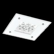 Čtvercové stropní LED osvětlení BENALUA 1 97499