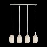 Závěsné osvětlení se čtyřmi stínítky BATISTA 3 97587