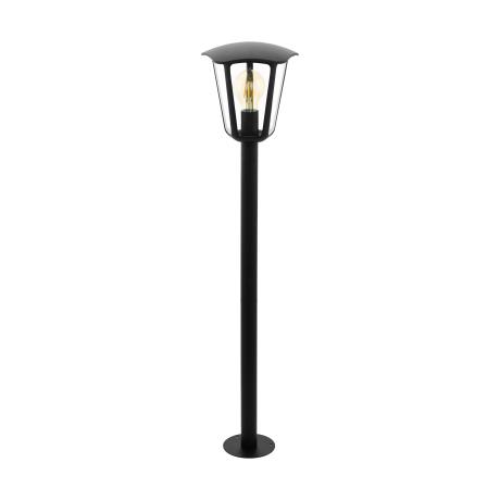 Venkovní stojací lampa MONREALE 98123, černá