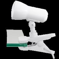 Stolní lampička bodová s klipem ANCONA