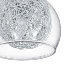 Nástěnná lampička stmívatelná OVIEDO