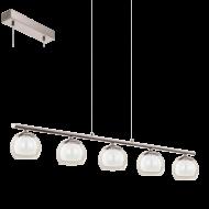 Závěsné osvětlení nad jídelní stůl ASCOLESE 94319