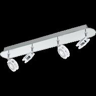 Koupelnová bodovka s LED AGUEDA 95281