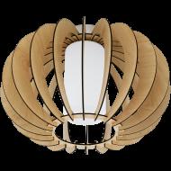 Stropní osvětlení dřevěná kostra STELLATO 1 95597