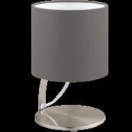 Pokojová lampička capuccino NAMBIA 1 95765