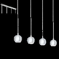 Závěsné osvětleni 4 stínítka CONESSA 95912