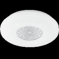 LED stropní světlo kruhové CAPASSO 1 96025