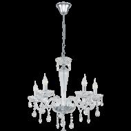 Závěsný pětiramenný lustr PAULARO 39107