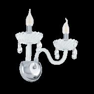 Nástěnné dvouramenné svítidlo CARPENTO 39116