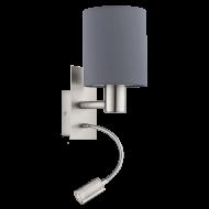 Nástěnná lampa s kloubem PASTERI 96479