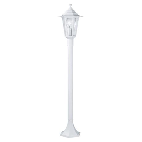 Zahradní lampa na metr vysokém sloupku LATERNA 5