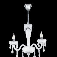 Závěsné svítidlo na řetězu CARPENTO 39112