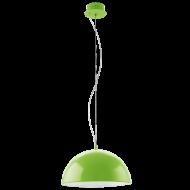 Závěsné svítidlo zelené GAETANO