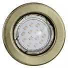 LED bodovka vestavná bronz IGOA