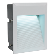Venkovní vestavné světlo obdélník ZIMBA LED