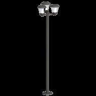 Venkovní lampa vysoká PATERNO 94218
