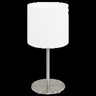 Pokojová lampička bílá PASTERI 31594