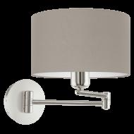 Nástěnná lampa s kloubem PASTERI 95062