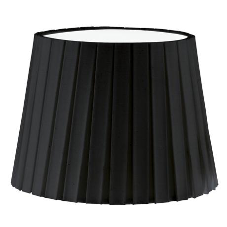 Stínítko textilní černé 1+1 VINTAGE 49413