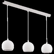 Stropní svítidlo závěsné bílé PETTO 1 94247