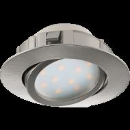 LED vestavná bodovka kruhová PINEDA 95849