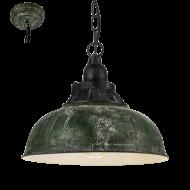 Vintage závěsné svítidlo GRANTHAM 1 49735