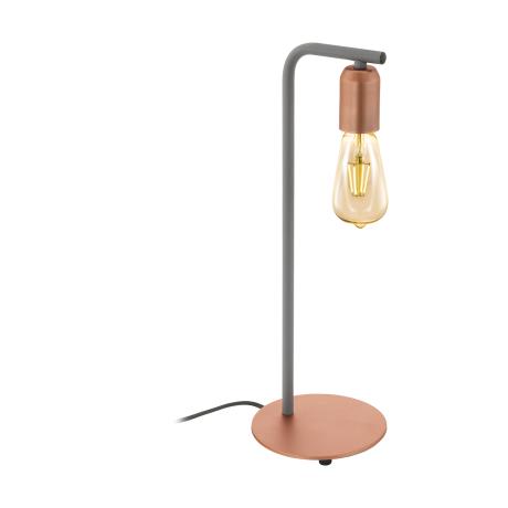 Stolní lampa, měděný tón ADRI 1 96922