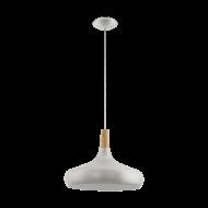 Závěsný lustr, šedý SABINAR 96986