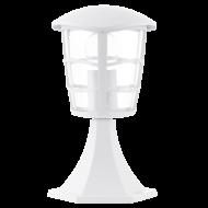 Venkovní lampa bílá ALORIA