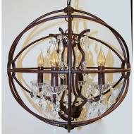 Stropní závěsný lustr WEST FENTON 49741