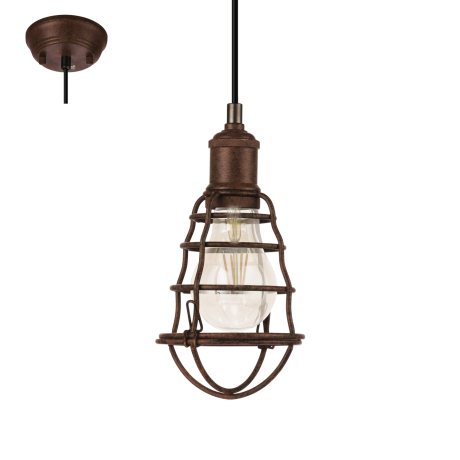 Závěsné svítidlo PORT SETON 49809