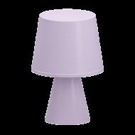 Stolní lampička, růžová MONTALBO 96908