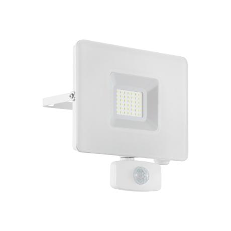 Venkovní LED reflektor s pohybovým senzorem FAEDO 3 33158
