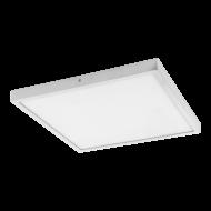 Čtvercové stropní LED osvětlení, bílá/bílá FUEVA 1 97264