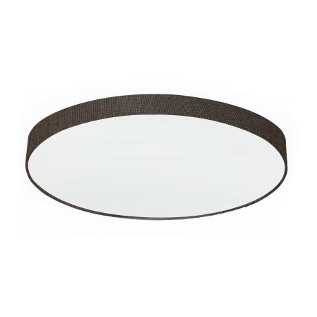 Stropní svítidlo PASTERI 97623 s průměrem 98 cm, hnědá/šedá
