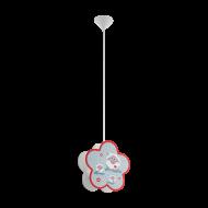 Dětské závěsné svítidlo s ovečkami LALELU 97706