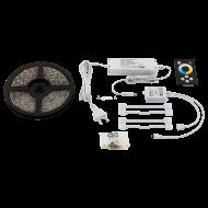 LED STRIPES-FLEX 97924 s délkou 5 m a krytím IP20, příkon 17W