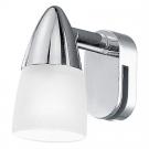Nástěnná lampička k zrcadlu STICKER