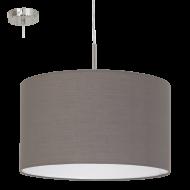 Závěsné textilní osvětlení PASTERI 31574
