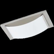 LED moderní stropní světlo IP44 WASAO 1 94885