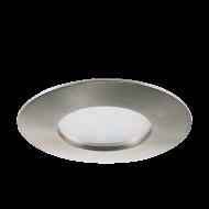 Venkovní zápustné LED světlo, nikl PINEDA-IP 96415